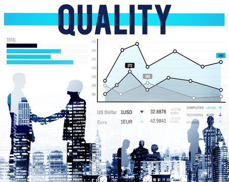 stature: Quality Best Stature Repute Rank Concept Stock Photo
