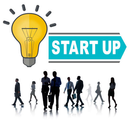 start up: Start Up Ideas Innovation Concept