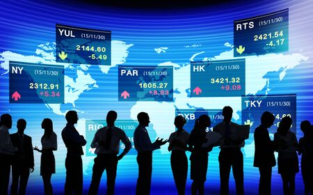 trading: Stock Exchange Market Trading Concepts