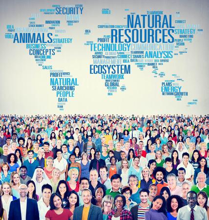 natural resources: Recursos Naturales Conservación Ambiental Ecología Concepto