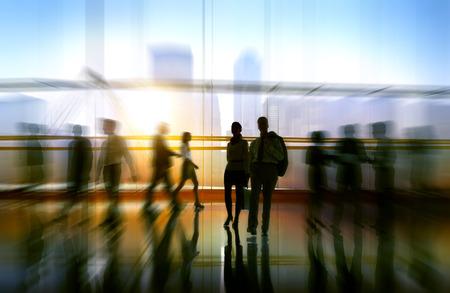 bewegung menschen: Geschäftsleute Collaboration Team Teamwork peofessional Konzept Lizenzfreie Bilder