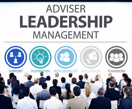 adviser: Adviser Leadership Management Director Responsibility Concept