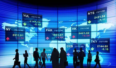 stock  exchange: Conceptos Trading Bolsa de Valores de Mercado
