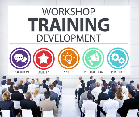 conference: Workshop Training Teaching Development Instruction Concept