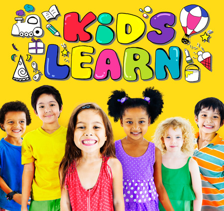 asian ethnicity: Kids Learn Education Creativity Children Ideas Concept