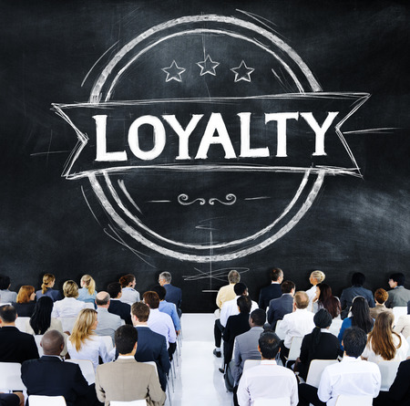honest: Loyalty Values Honesty Integrity Honest Concept