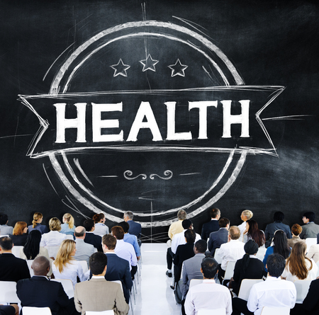 executive women: Health Healthcare Disease Wellness Life Concept Stock Photo