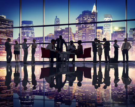 other keywords: Business People Meeting Corporate Office Buildings Working Concept