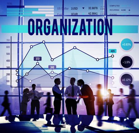 nonprofit: Marketing Planning Strategy Business Organization Concept Stock Photo
