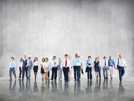 togetherness: Business People Teamwork Walking Togetherness Team Concept Stock Photo