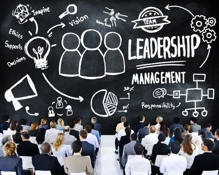 liderazgo: Seminario de Gesti�n de Liderazgo Diversidad Gente de negocios Concepto