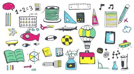 keywords bubble: School Activity Sport Hobby Leisure Game Concept Stock Photo