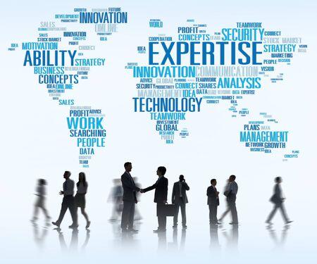 Expertise Carrière Job Beroep Beroep Concept Stockfoto - 41267066