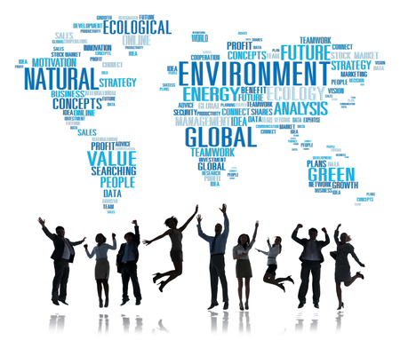 environmental conversation: Environment Ecology Conservation Productivity Concept