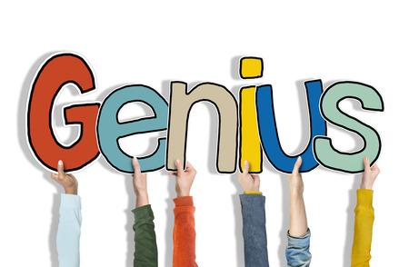Prodigy: Genius Grupa trzymając się za ręce Słowo