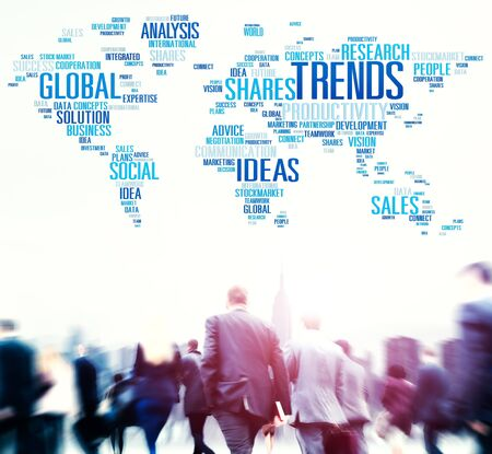 expertise concept: Global Shares Trends Ideas Sales Solution Expertise Concept