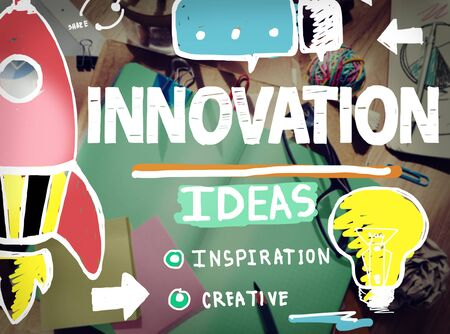 creativity: Innovation Business Plan Creativity Mission Strategy Concept
