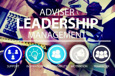 no integrity: Adviser Leadership Management Director Responsibility Concept