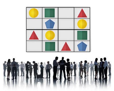 sudoku: Sudoku Puzzle Problem Solving Leisure Games Concept