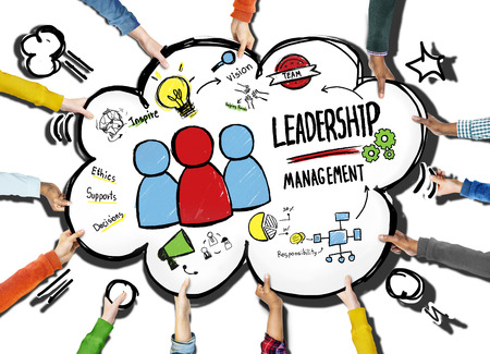 authoritarian: Diversity Hands Leadership Management Team Support Volunteer Concept Stock Photo