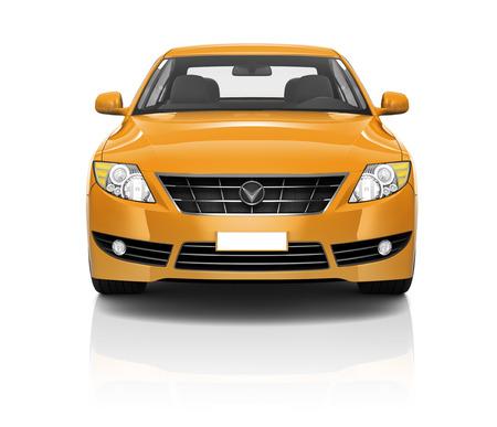 motorized sport: Illustration of Transportation Technology Car Performance Concept