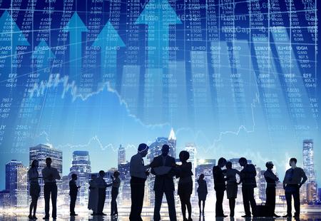 world economy: Finance Global Finance World Economy Concept