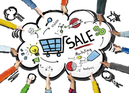 selling: Sale Sales Selling Finance Revenue Money Income Payment Concept Stock Photo
