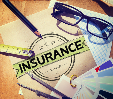 medical expenses: Insurance Benefits Protection Risk Security Service Concept