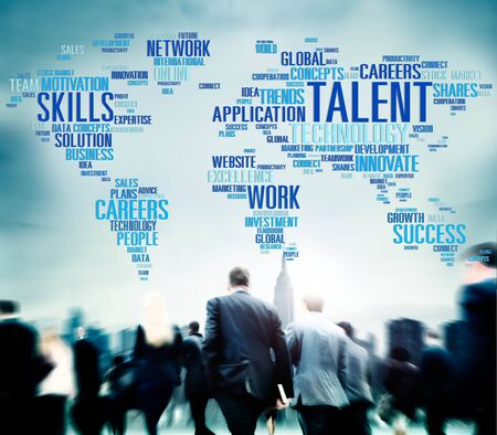 expertise: Talent Expertise Genius Skills Professional Concept