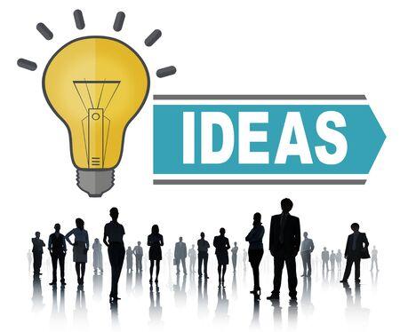 aspirations ideas: Aspiraciones Ideas Pensamiento Innovaci�n Visi�n Estrategia Concepto