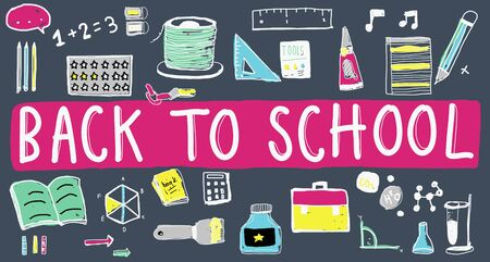 other keywords: Back to School Knowledge Studying Education Concept