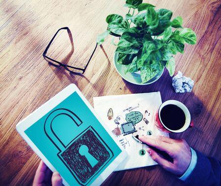 accessibilit�: Concetto Accessibilit� password Privacy Protection Sicurezza