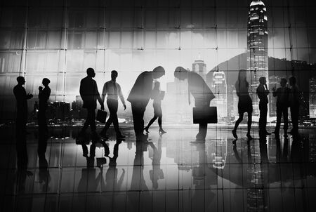 respeto: Respeto Cultura de negocios japonés Concepto Corporativa