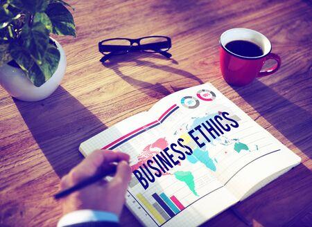 etica empresarial: Responsabilidad Moral �tica Empresarial Concepto Negocios