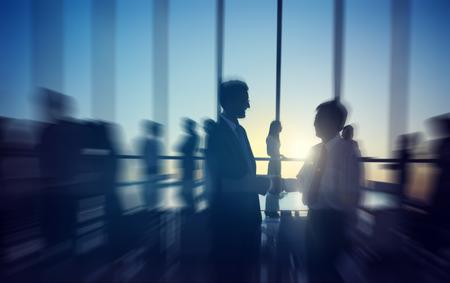 비즈니스 사람들 모임 모임 스톡 콘텐츠