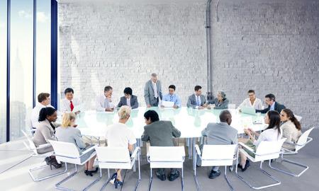 global partnership: Business People Team Teamwork Cooperation Occupation Partnership Concept