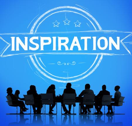 believe: Inspiraci�n Motivaci�n Misi�n Objetivo Believe Concepto Foto de archivo