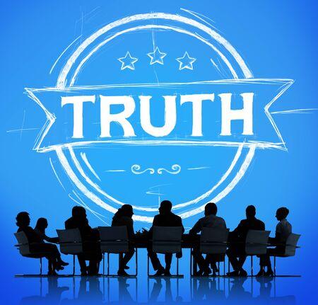 faithfulness: Truth Belief Faithfulness Honest Honorable Concept