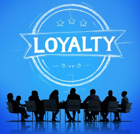 honest: Loyalty Values Honesty Integrity Honest Concept