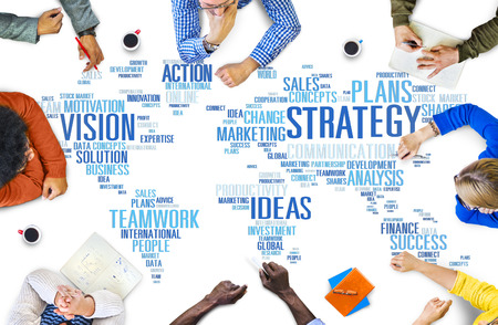 企画戦略分析世界ビジョン ミッション
