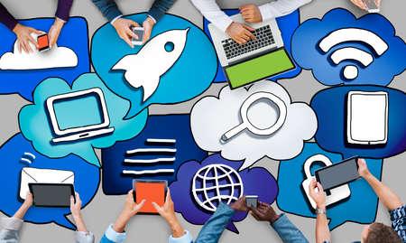 the latest: Media Communication Technology Latest Modern Concept