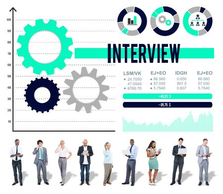 journalism: Interview Preparation Interviewer Journalism Ideas Concept