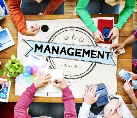 role: Management Manager Trainer Director Role Model Concept