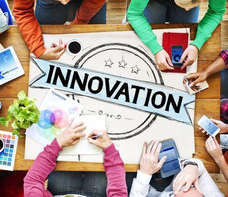 innovacion: Innovación Tecnología Futuro Desarrollo Ideas Concept