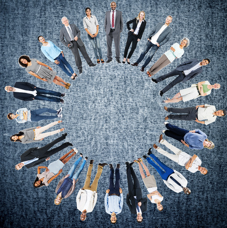 other keywords: Multiethnic People Community Togetherness Unity Concept