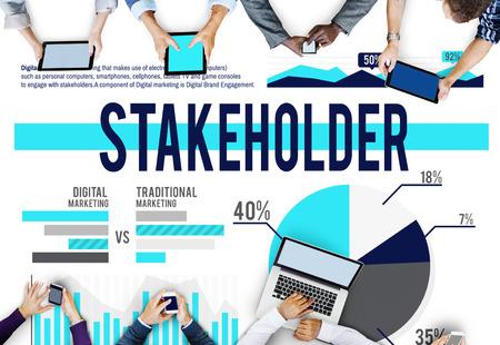 contributor: Stakeholder Marketing Contributor Member Concept