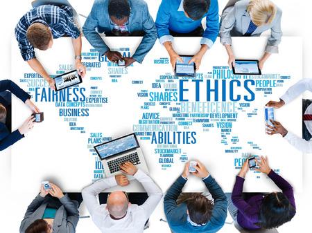ethics and morals: Ethics Ideals Principles Morals Standards Concept