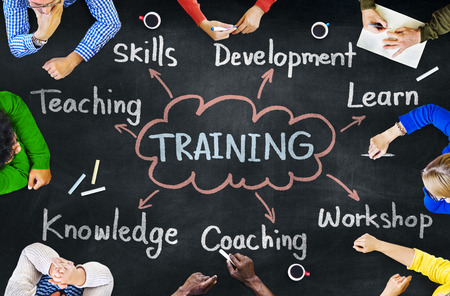 skills: Diverse People and Training Concepts