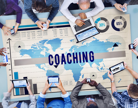 mentoring: Coaching Mentoring Role Model Learning Concept