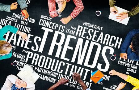 Tendencias Acciones Ideas Solución de ventas internacionales Especialización Concepto Foto de archivo - 41422378